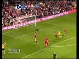 Все голы А. Аршавина в матче за Арсенал. (Ливерпуль 4:4 Арсенал)