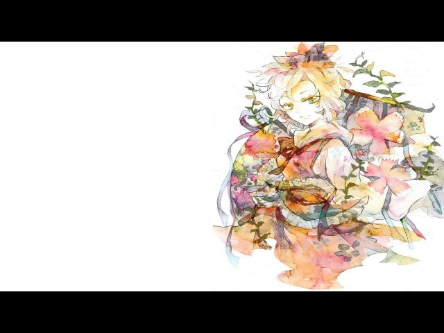 Touhou Vocal Shibayan Records fuwafuwa*pocapoca spanish english subtitles