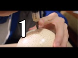 [En sub/rus] Создание гомункула(страусиное яйцо) , (ч.1) / How to create homunculus(ostrich egg)