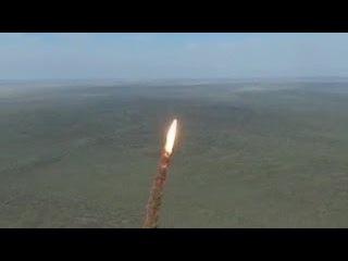 Россия испытала противоракету в Казахстане