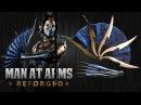Kitana's War Fans Mortal Kombat X MAN AT ARMS REFORGED