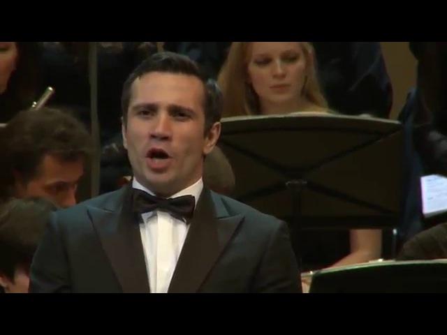 Sergey Romanovsky - Mozart - Se allimpero, amici Dei(La Clemenza di Tito)