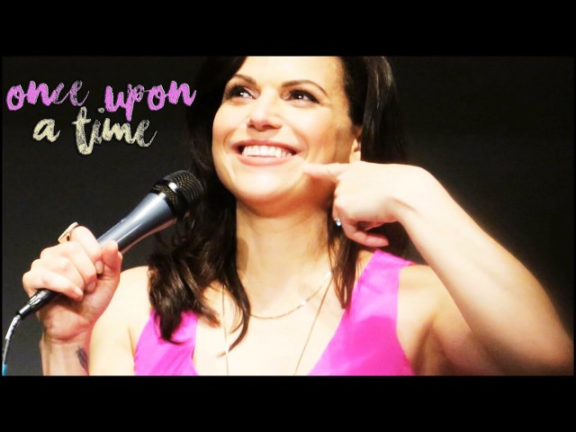 Lana Parrilla | Once upon a time....
