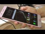 Asus Zenfone 3 Ultra. Огромный планшетофон с интересным дизайном. Быстрый Hands On на Computex 2016