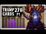 Hearthstone Trump Cards - 276 - Dr. Doom - Part 1 (Warlock Arena)