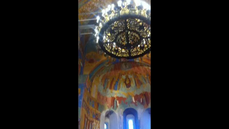 Суздаль, 2016г. Спассо-Ефимьевский монастырь