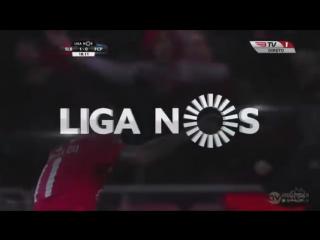 Бенфика - Порту 1-2 (12 февраля 2016 г, Чемпионат Португалии)