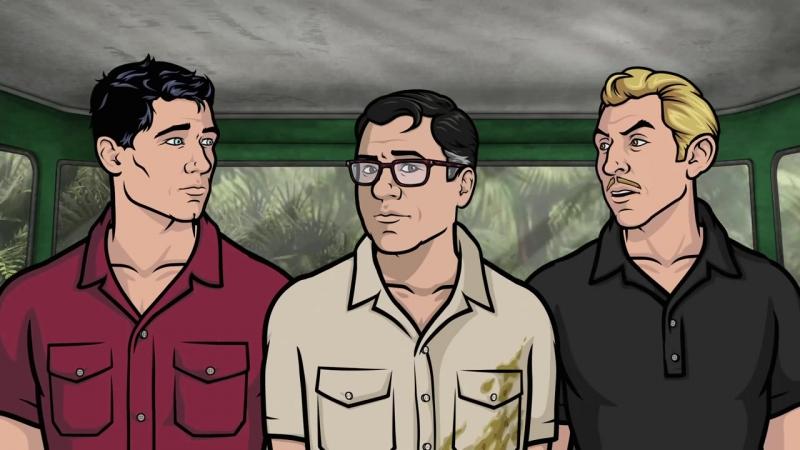 Арчер/Archer (2009 - ...) ТВ-ролик №2 (сезон 5)