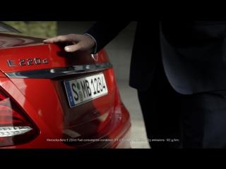 The new E-Class - Mercedes-Benz original