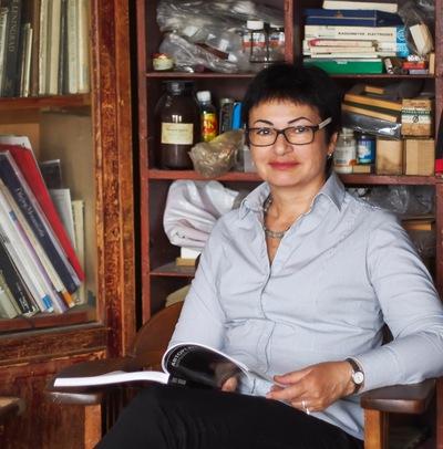 Наталья Энтелис