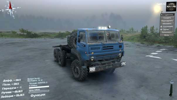 Урал-4322 версия 2 для 03.03.16