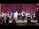 """Еврейский танец """"Семь сорок"""""""