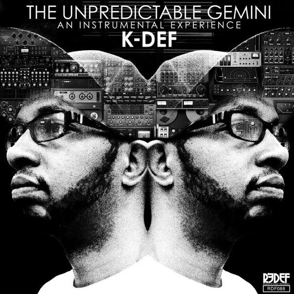K-Def - The Unpredictable Gemini (2016)