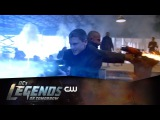 DC's Legends of Tomorrow | DC's Legends of Tomorrow: Cast Interview | The CW