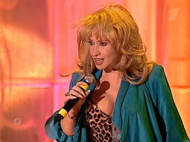 Ирина АЛЛЕГРОВА, АЛЛО, Новые песни о главном, полуфинал, 2007