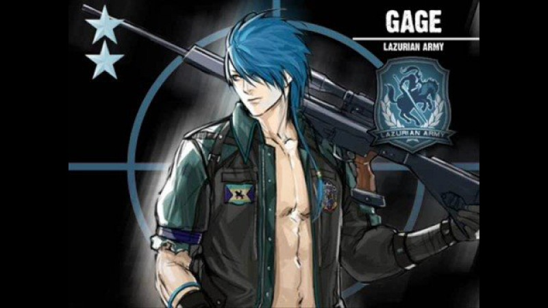 [CO Theme - Gage - Proud Soldier]