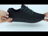 Обзор кроссовок Adidas Yeezy Boost 350 Pirate Black Kanye West Design