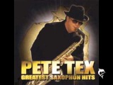 PETE TEX -- The Crazy Saxophone