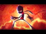 Классный ниндзя - Мистер Дрисколл ожил /Учебная монстр-тревога - Сезон 1 Серия 1 | Мультфильм Disney