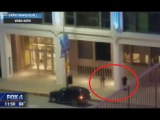 Dallas Shooting - Footage of Shooting in Dallas TX after BLM Protest