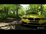 Геймплей трейлер Gran Turismo Sport