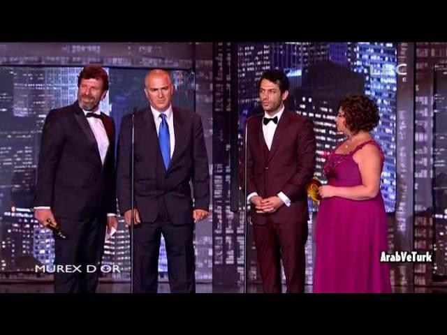 Murat Yıldırım - Murex d'Or 2016 Awards 28052016
