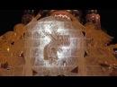 Ледяные ангелы. Выставка скульптур изо льда. Ice angels. Russian winter fun for kids