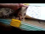 Плетение на дощечках. Часть 2.