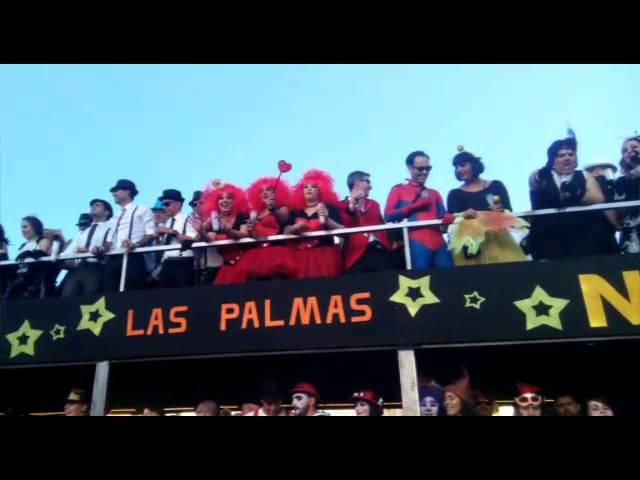 Карнавал Маспаломас 2016