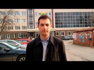 Про подарунок землі Андрію Дикуну. Депутат міської ради Кулінєєв Ярослав.