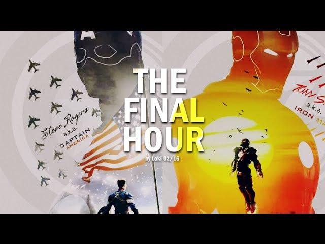 Captain America Civil War   The Final Hour