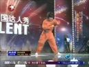 Chinese got talent season 2: Kung Fu Hip Hop Dance, Kung Fu dance, Fung Fu Fan -- from Emei Sect.