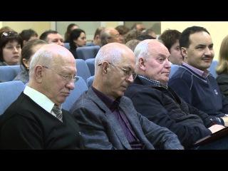 Доклад Заместителя председателя совета программы 5-100 Андрея Волкова в рамках визита в ЮУрГУ.
