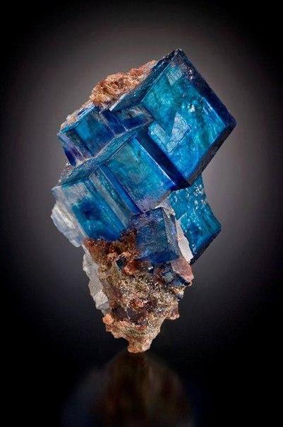 Галит - каменная соль.