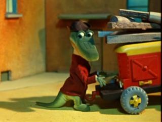 Чебурашка и Крокодил Гена. (1969 - 1983. 4 серии).