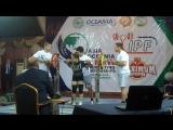 Каримова Диляра 1 подход 105 кг