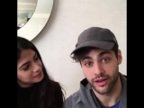 Shadowhunters Finale - Lightwoods - Live Facebook Chat