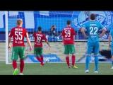 Обзор матча: Футбол. РФПЛ. 29-й тур. Зенит - Локомотив 1:1