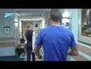 Второй день медосмотра на «Зенит-ТВ»