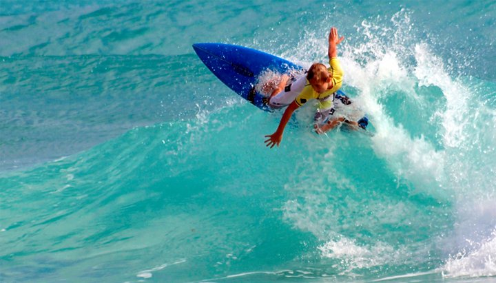 Surf Tricks