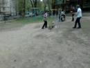 Нашла в старых архивах))Как мы гуляли)) 8 класс вроде СОБАКА ЖЖЕТ!