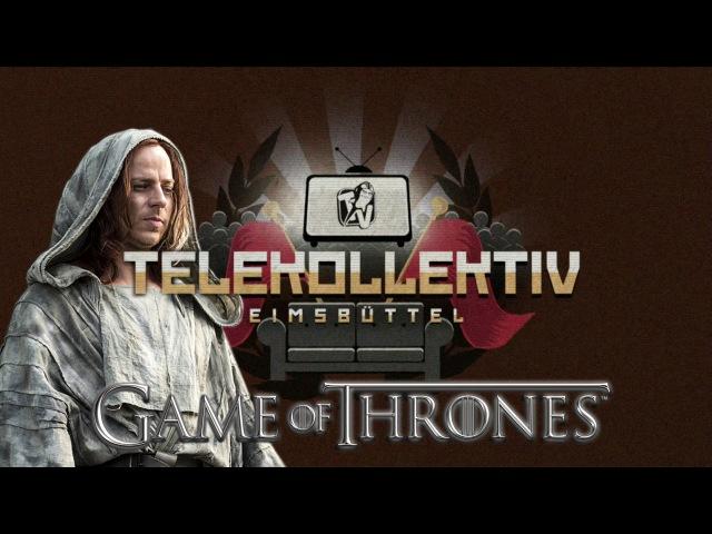 Game Of Thrones Interview mit Tom Wlaschiha (Jaqen H'Ghar) | Telekollektiv | 18.05.2016
