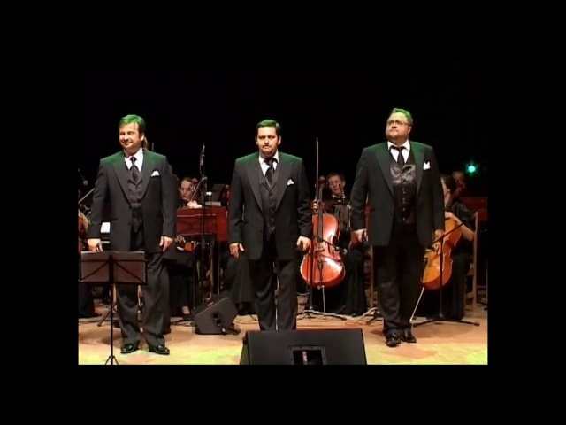 "ТенорА XXI века — The TENORS of the XXI CENTURY. ""Prince Orlovsky's Toast"""