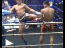 Muay Thai Fight - Seksan vs Sangmanee, Rajadamnern Stadium Bangkok - 23rd December 2015