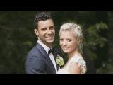 Репортаж портала «Entertainment Tonight» о свадьбе Кэйтлин Даблдэй.