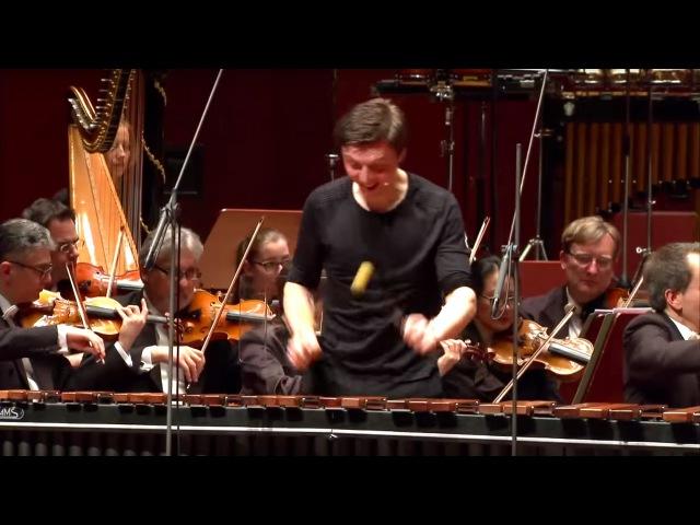 Abe Prism Rhapsody ∙ hr-Sinfonieorchester ∙ Martin Grubinger ∙ Vasily Petrenko