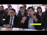 Скандал: Саакашвили VS Аваков