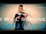 I Will Survive - Gloria Gaynor (Violin Cover Cristina Kiseleff)