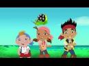 Джейк и пираты Нетландии - Поющие камни! / Голос королевы русалок! - Сезон 3, Серия 10
