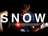 Snow ( Hey Oh ) - Red Hot Chili Peppers - Fingerstyle Guitar Cover